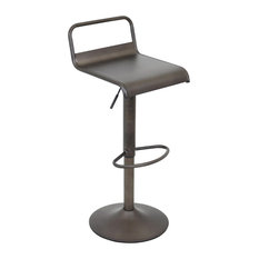50 Most Popular Industrial Bar Stools For 2019 Houzz