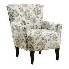 Flower Power Accent Chair, Callaway Mineral