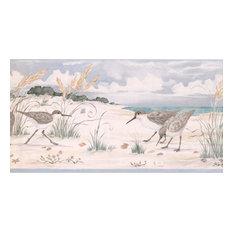 Beach Wallpaper Border PB201B