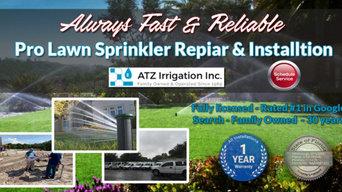 Best lawn Sprinkler Repair Company In Tampa, Clearwater, and Tarpon Springs