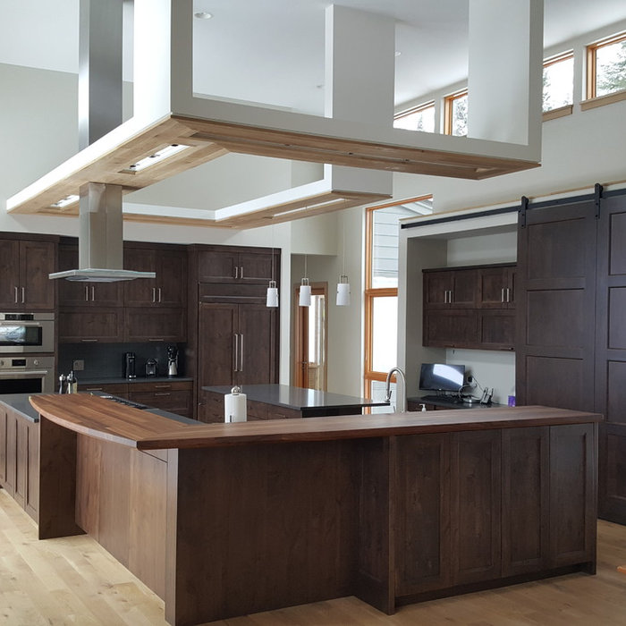 Bayfield - kitchen and lighting design