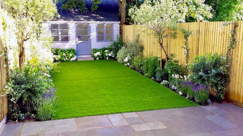 Muswell Hill Project Back Garden