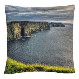 Vermillion Cliffs Wilderness Landscape Throw Pillow Southwestern Decorative Pillows By Design Art Usa