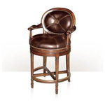 Theodore Alexander - Counter Chair Theodore Alexander Classic Yet - Product Details
