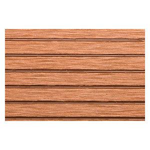 Rubber Flooring Inc Helios Deck Tiles, 6 Slat,  12