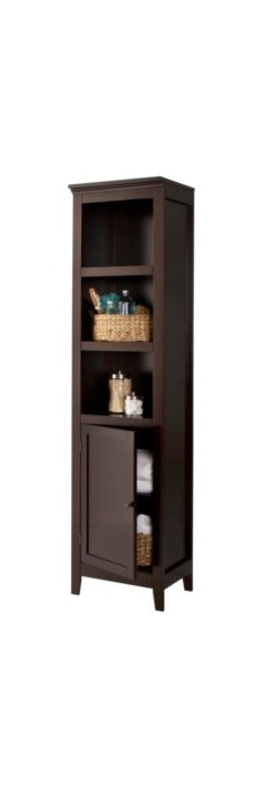 Threshold™ Carson Narrow Bookcase with Storage : Target · More Info