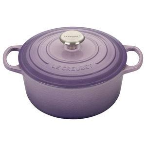 Le Creuset Signature Provence Enameled Cast Iron 4.5 Quart Round Dutch Oven