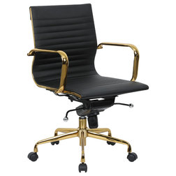 Modern Office Chairs by LeisureMod