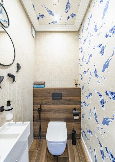 Современный Туалет by EgoDesign