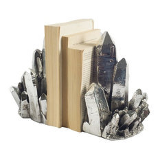 Mercana Crystal Book Ends, Set of 2