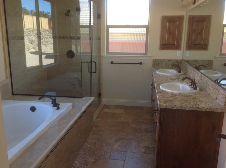 849 Via Seco, Nipomo, California - master bath