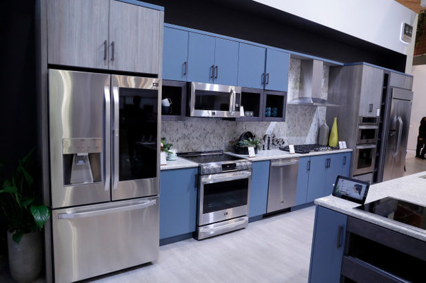 9 Top Kitchen and Bathroom Trends From KBIS and IBS 2020