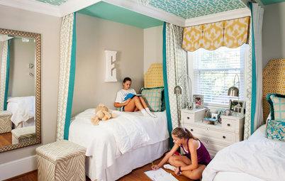 8 Sibling Bedrooms That Make Sharing Fun