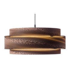 - Lámpara de cartón Feitizo - Lámparas de techo