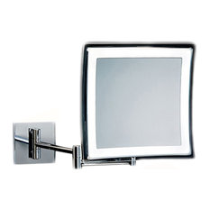 50 Most Popular Contemporary Wall Mounted Makeup Mirrors For 2020 Houzz