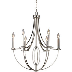 Great Contemporary Chandeliers by HedgeApple