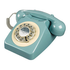 Wild and Wolf 746 Phone, French Blue