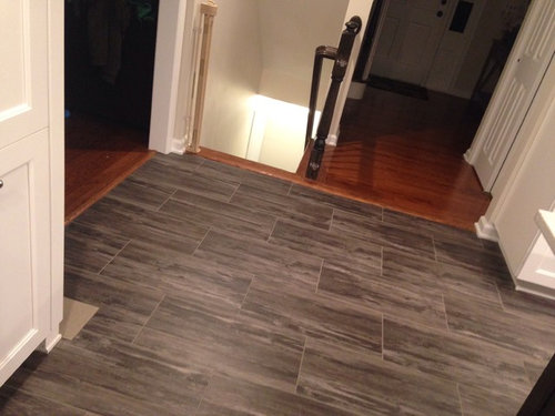 I don\'t like my new kitchen floor! How can I \
