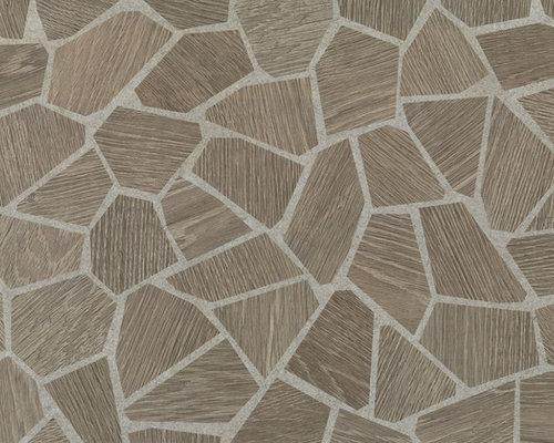 Pewter Smoke Facet - Wall & Floor Tiles