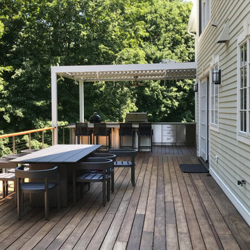 Riverside Patios and Deck Renovation
