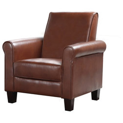 Transitional Armchairs And Accent Chairs by Furniture Import & Export Inc.