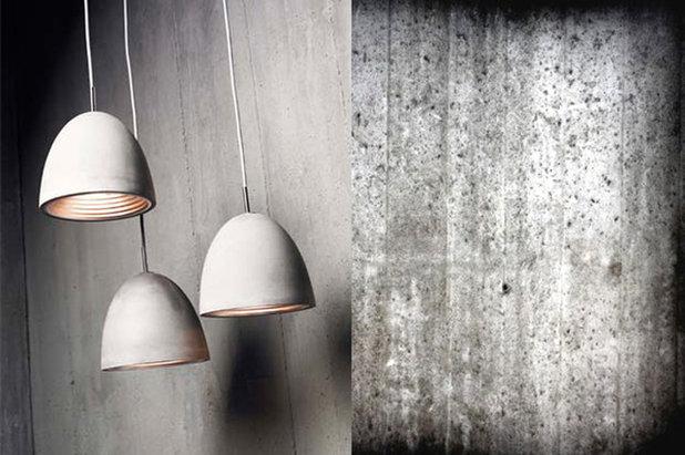 Contemporain Suspension Luminaire by KSL LIVING