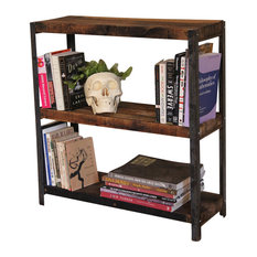 Rustic Bookcases   Houzz