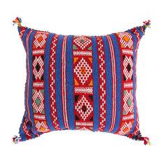 Kilim Blue Pillow