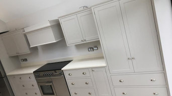 bespoke kitchen and pantry