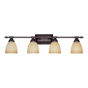 Kichler 45614ORZ Four Light Bath