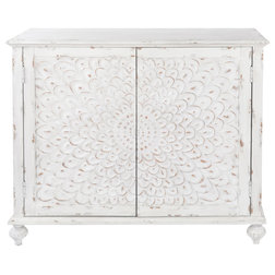 Farmhouse Accent Chests And Cabinets by HomeFare