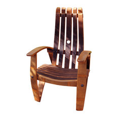wine barrel demarko adirondack chair adirondack chairs alpine wine design outdoor