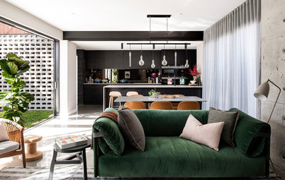 Houzz Tour: A Bright and Breezy Home Lets the Sun Shine in
