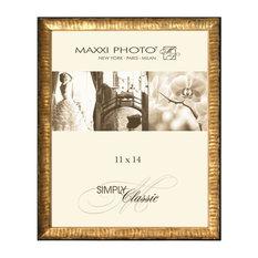"Lucca Antique Frame, Gold, 12""x12"""