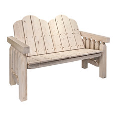 Homestead Collection Deck Bench