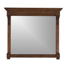 Oak Bathroom Mirrors