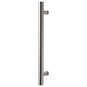 Large Cylindrical Door Handle - Back to back
