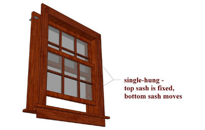 how to clean single hung windows that don t tilt