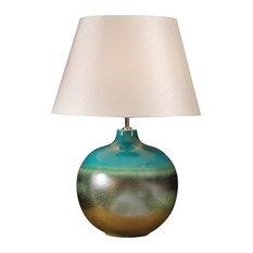 Laguna Table Lamp, Round Base