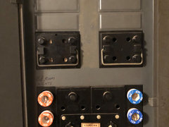 [ZHKZ_3066]  I need help understanding an old fuse box | Outside Fuse Box Fuses Missing |  | Houzz