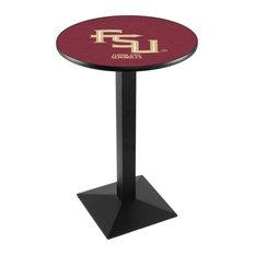 Florida State Script Pub Table 28-inchx36-inch