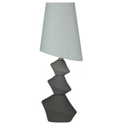 Great Contemporary Table Lamps by Eager House