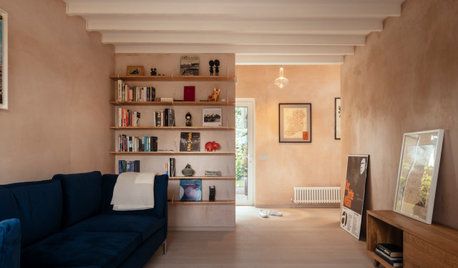 UK Houzz Tour: The Inspired Makeover of a Former Council Home