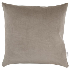 A.U. Maison Lavender Velvet Basic Cushion Cover, 70x70 cm