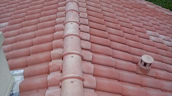 Travaux de toiture et de couverture dans le Vaucluse