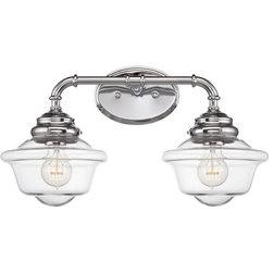 Traditional Bathroom Vanity Lighting by Buildcom