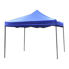 Lightweight and Portable Canopy Tent Set, Blue