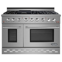 Contemporary Gas Ranges And Electric Ranges by NXR/Duro Corporation