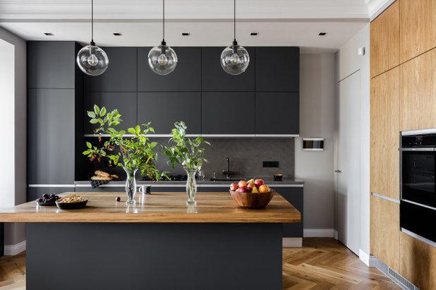 Современный Кухня by Bureau Architectural Solutions