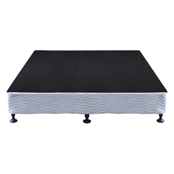Steel Frame Mattress Box Spring, Queen